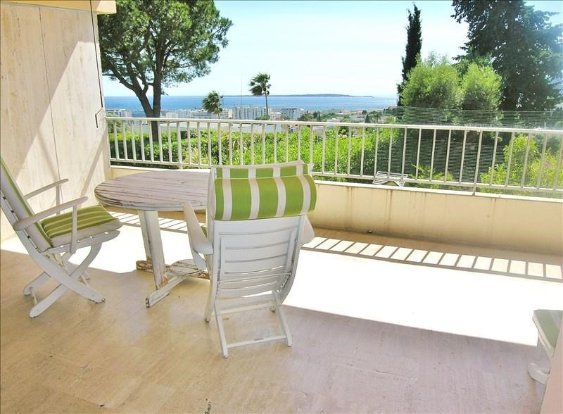 Sale apartment Antibes 380000€ - Picture 2