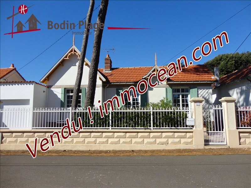 Sale house / villa St brevin les pins 271500€ - Picture 1