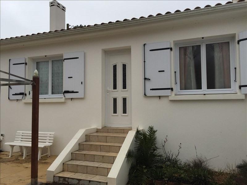 Vente maison / villa Jard sur mer 228800€ - Photo 7