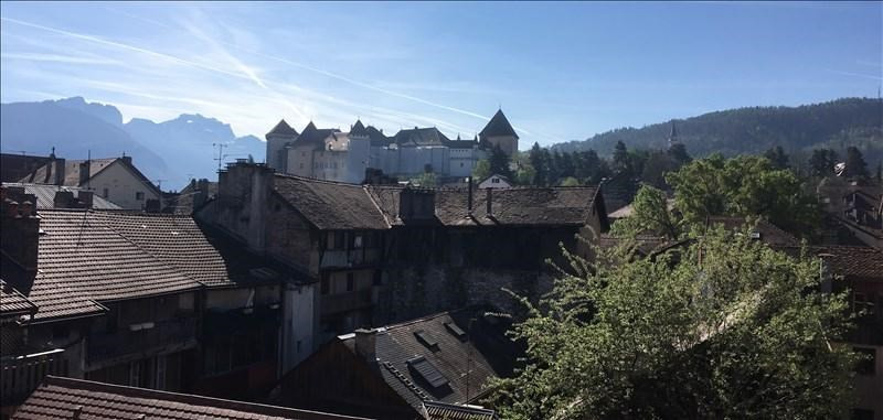 Sale apartment Annecy 350000€ - Picture 1
