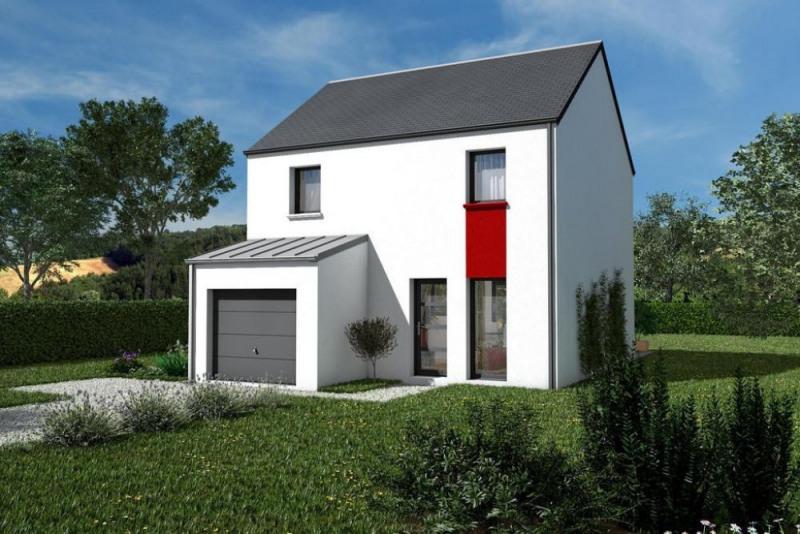 Maison  4 pièces + Terrain 1136 m² Maslives par maisons PRIMEA