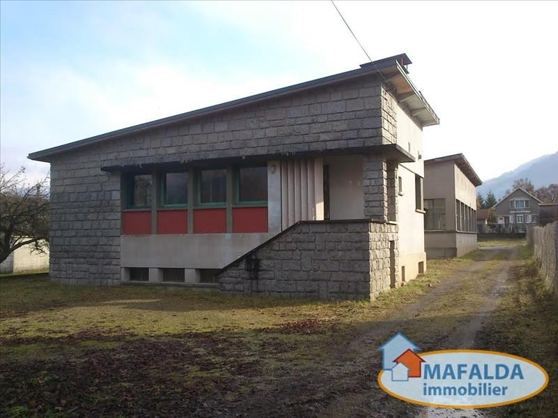 Vente local commercial Marnaz 455 000€ - Photo 1