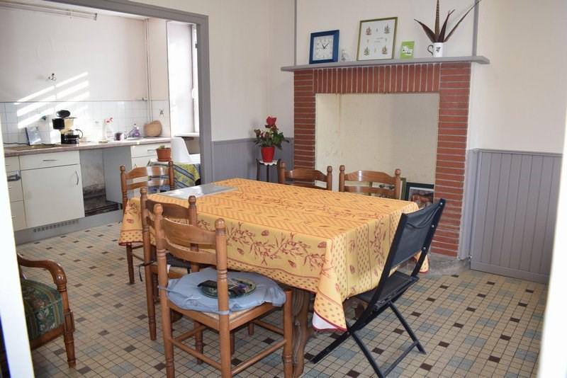 Verkoop  huis Roncey 86000€ - Foto 5