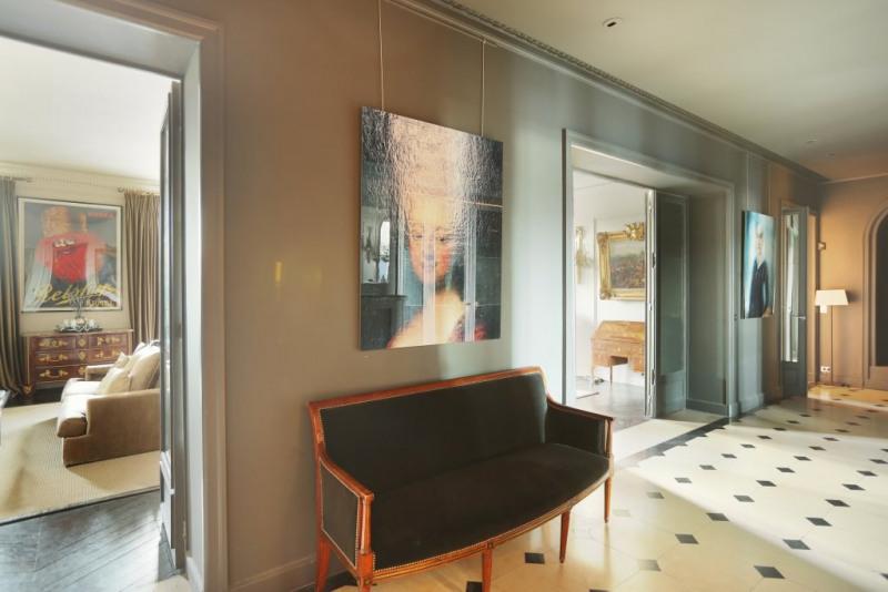 Revenda residencial de prestígio apartamento Paris 7ème 4160000€ - Fotografia 8