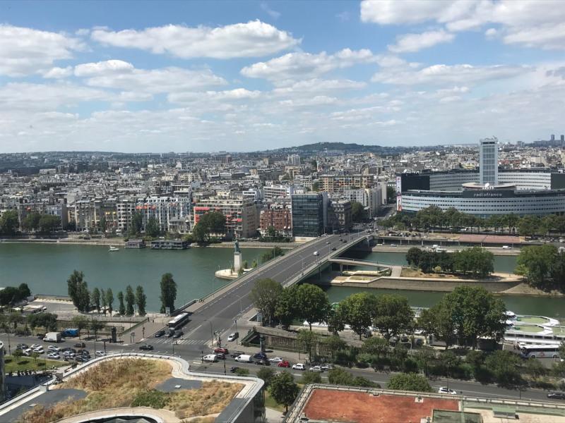 Rental apartment Paris 15ème 3000€ CC - Picture 7