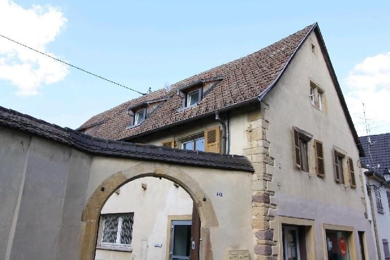 Duplex 5 pièces Turckheim