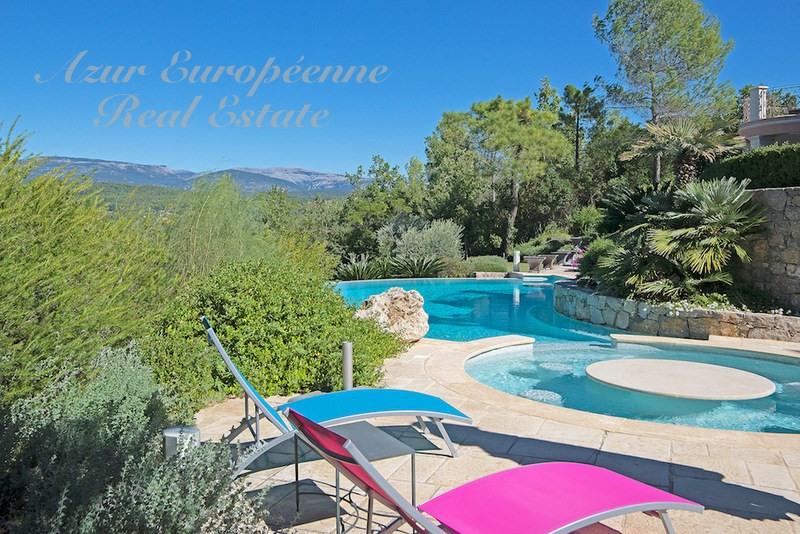 Vente de prestige maison / villa Tourrettes 4850000€ - Photo 14