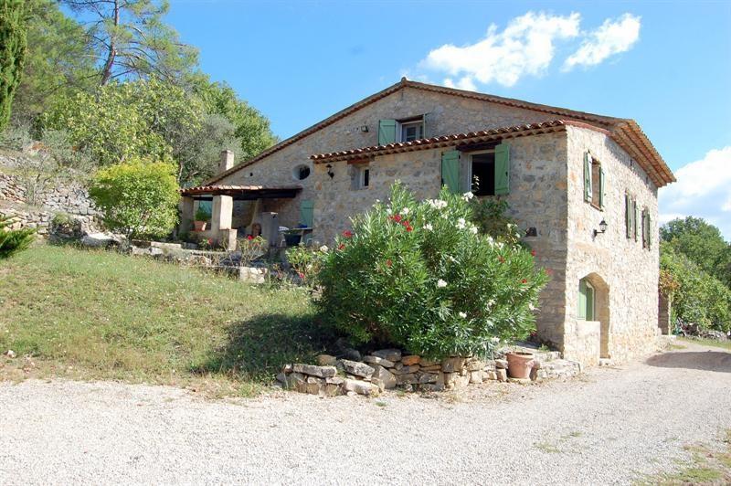 Vente de prestige maison / villa Seillans 650000€ - Photo 2