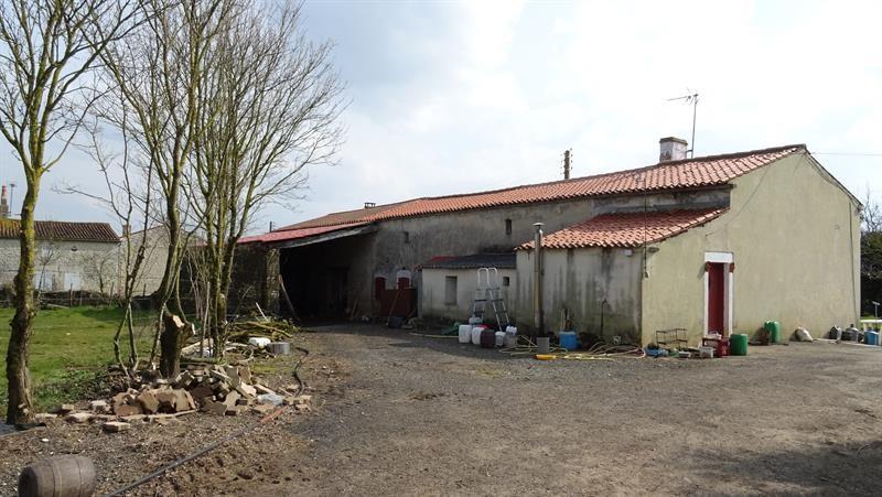 Vente maison / villa Le poiré-sur-velluire 230000€ - Photo 3