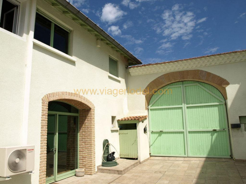 Viager maison / villa Chanos curson 75000€ - Photo 1