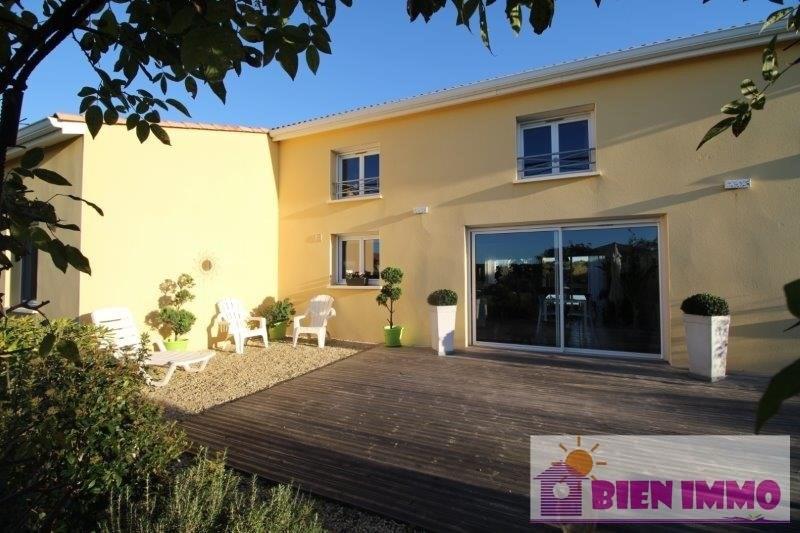 Sale house / villa Saint sulpice de royan 535600€ - Picture 5