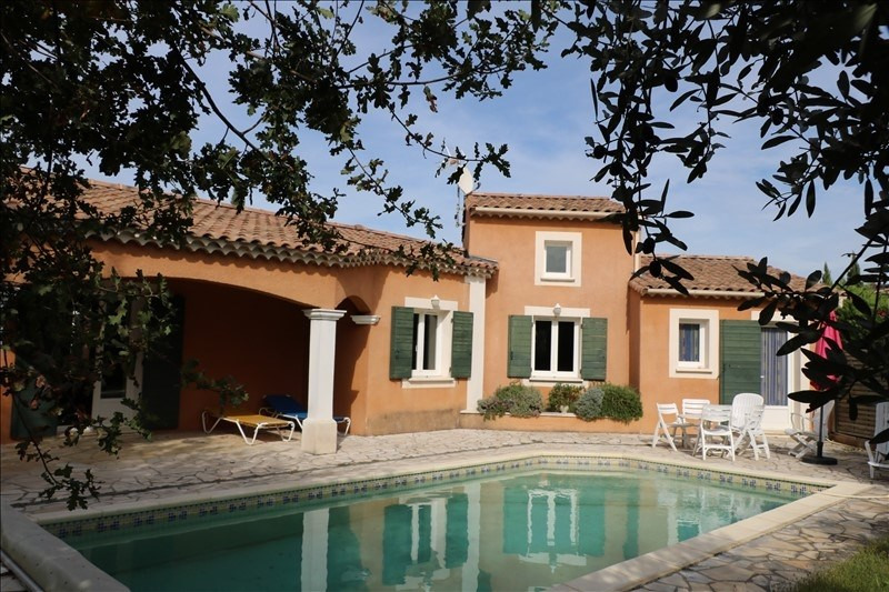 Sale house / villa Montboucher sur jabron 420000€ - Picture 1