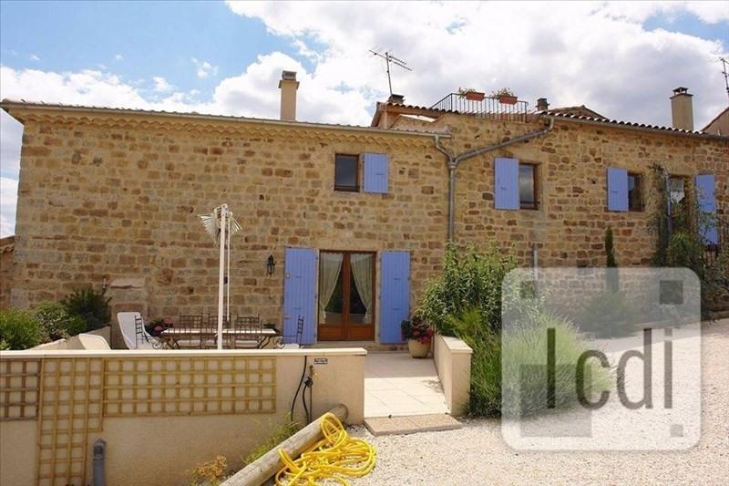 Vente de prestige maison / villa Aubenas 990000€ - Photo 2