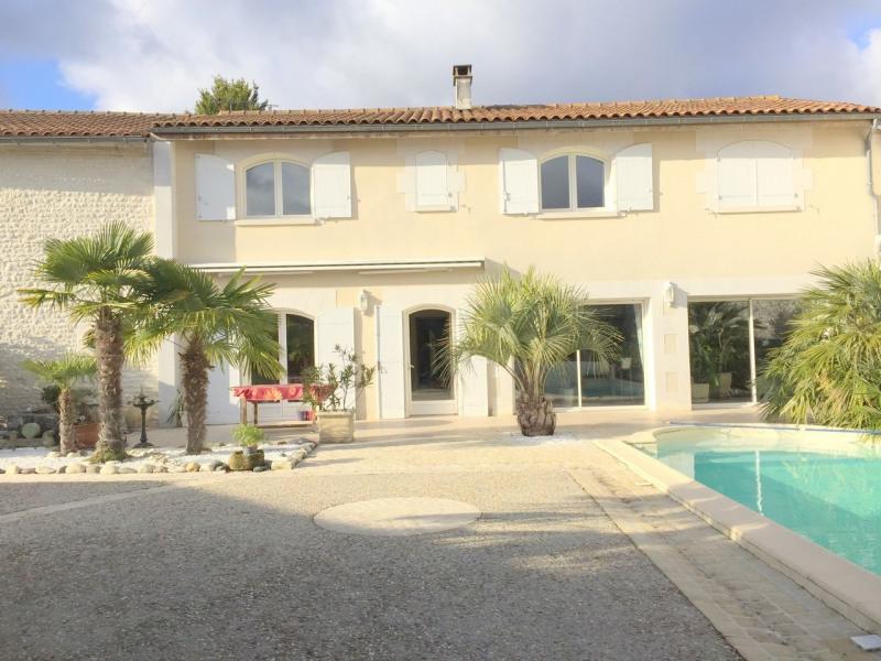 Sale house / villa Salles-d'angles 369250€ - Picture 1