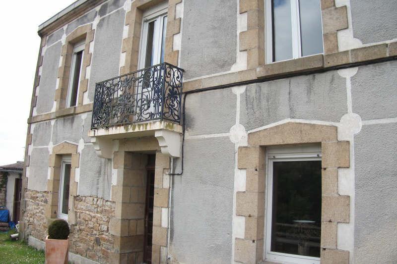 Sale house / villa Audierne 141210€ - Picture 1