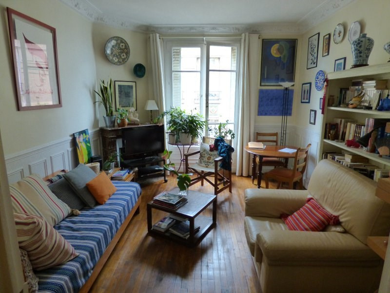 Sale apartment Colombes 320 000€ - Picture 1