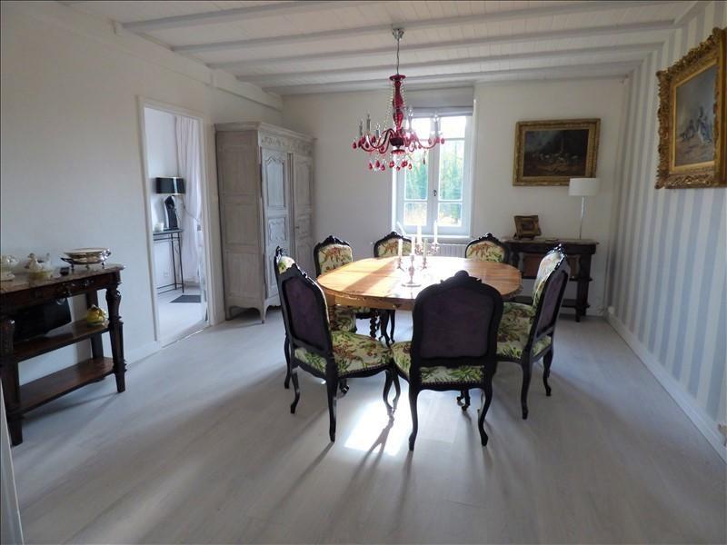 Vente maison / villa Verneuil en bourbonnais 215000€ - Photo 3