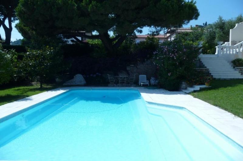 Vente de prestige maison / villa Golfe juan 2100000€ - Photo 4
