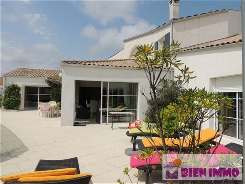 Vente de prestige maison / villa Mornac sur seudre 669500€ - Photo 1