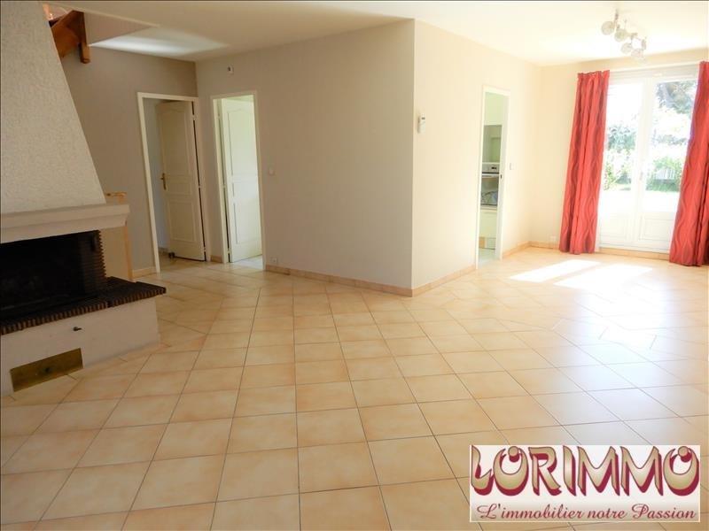Sale house / villa Mennecy 315000€ - Picture 2