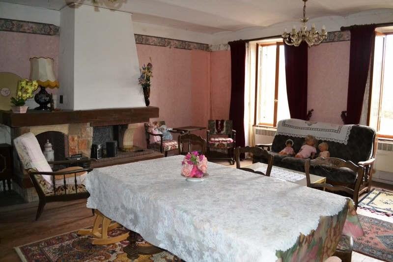 Vente maison / villa Bard le regulier 38000€ - Photo 2