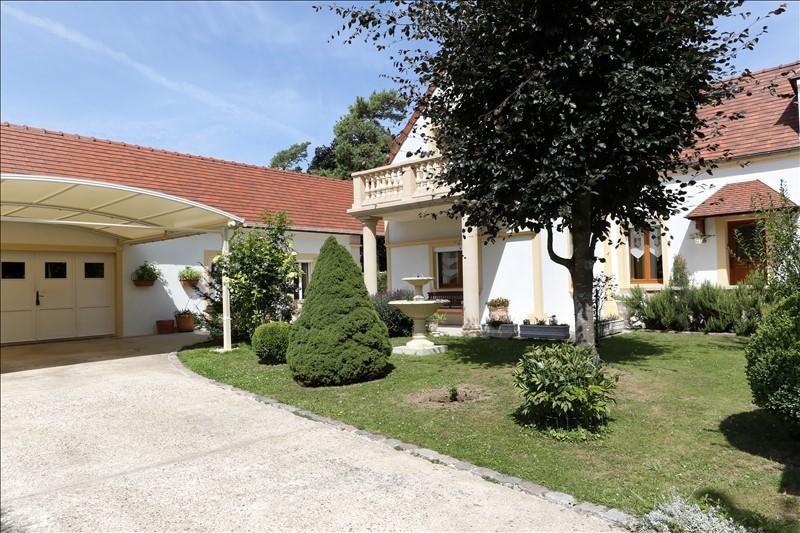 Vente maison / villa Mortefontaine en thelle 379000€ - Photo 1