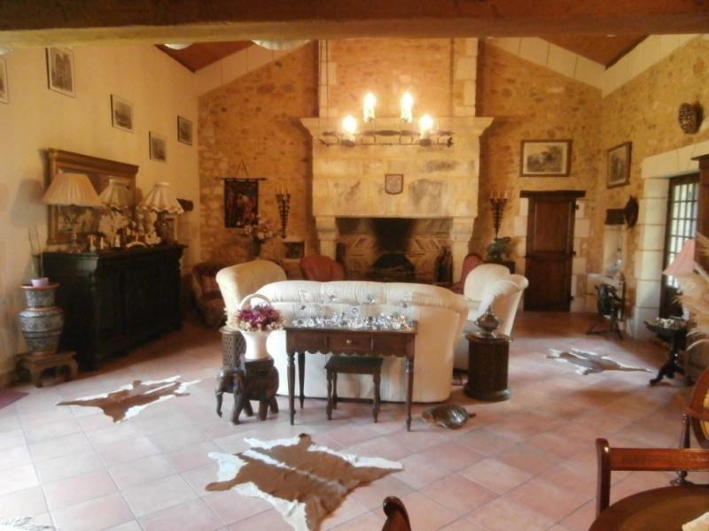 Vente maison / villa Saint martin des combes 380500€ - Photo 4