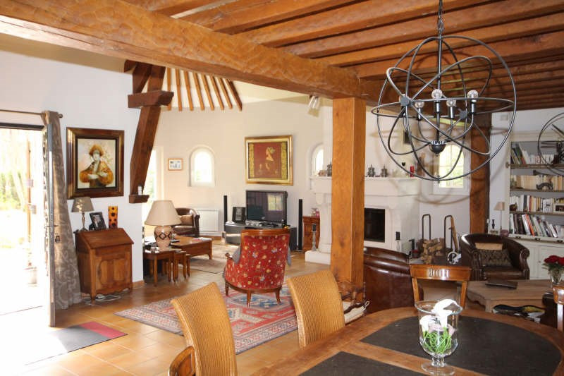Deluxe sale house / villa Lamorlaye 665600€ - Picture 2