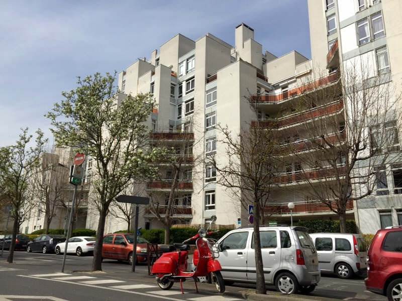 Rental apartment Houilles 860€ CC - Picture 1