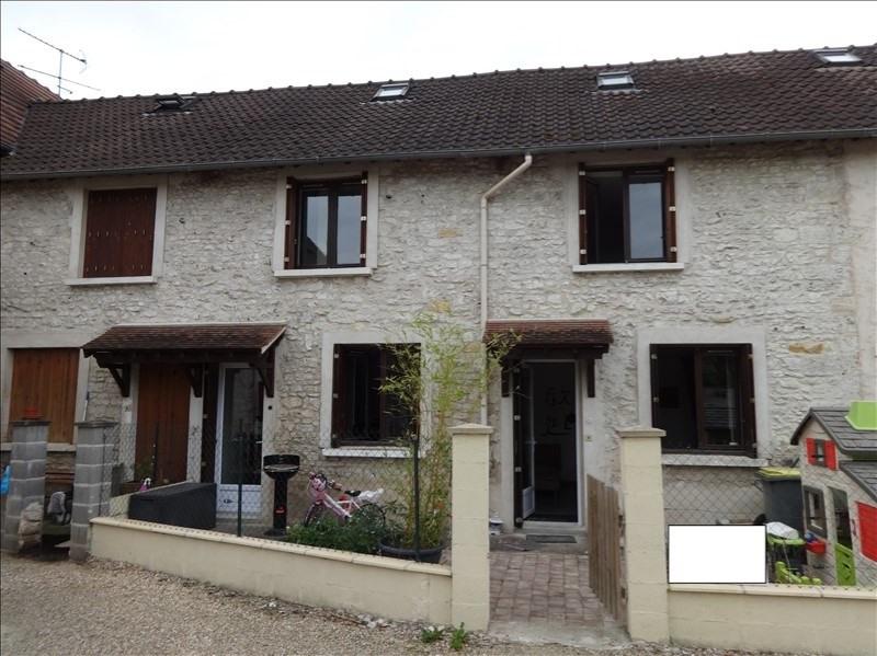 Vente maison / villa Bonnieres sur seine 164000€ - Photo 1