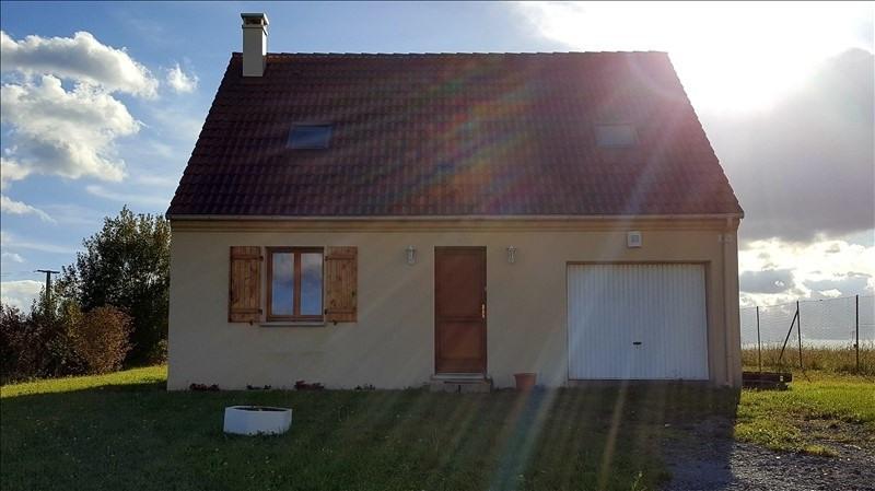 Sale house / villa Villeneuve la guyard 169060€ - Picture 1