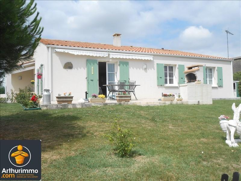 Vente maison / villa Aulnay 174075€ - Photo 1