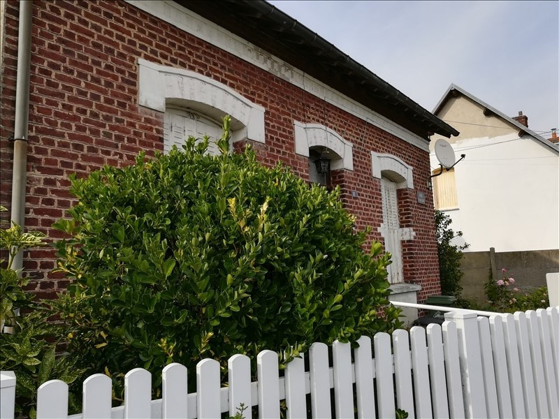 Sale house / villa Tergnier 59800€ - Picture 1