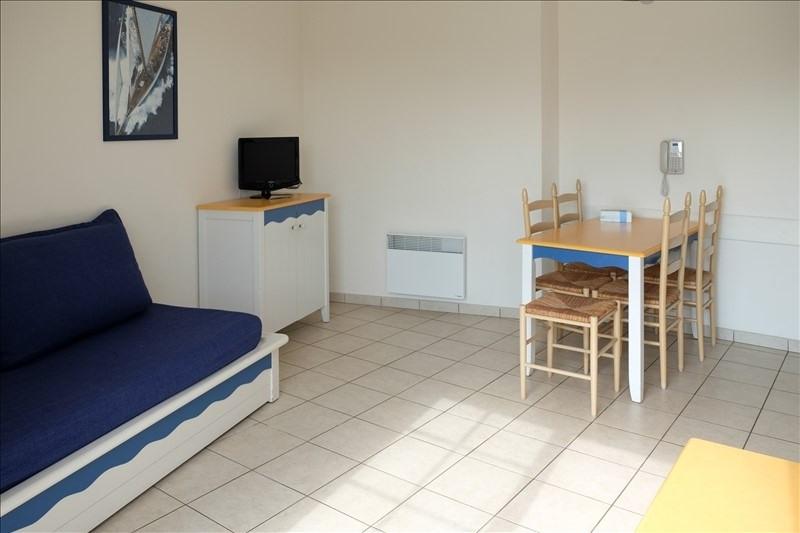 Vente appartement Talmont st hilaire 84200€ - Photo 5
