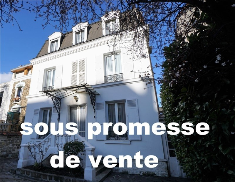 Venta de prestigio  casa Bois colombes 1498000€ - Fotografía 1