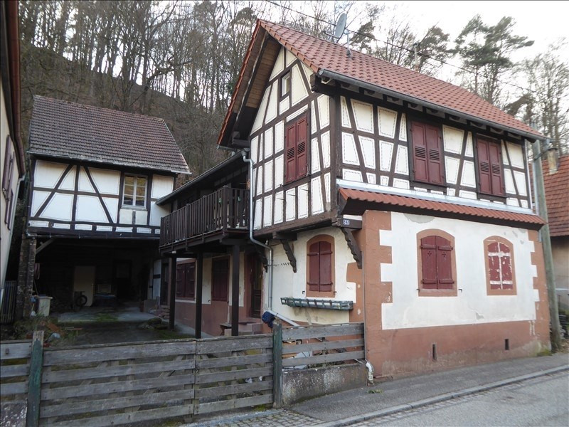 Vente maison / villa Rothbach 115 000€ - Photo 1