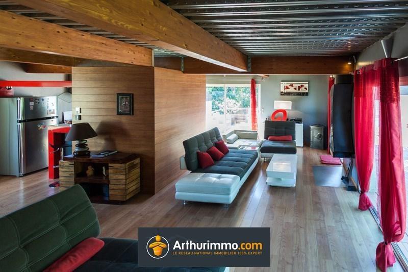 Sale house / villa Morestel 375000€ - Picture 5