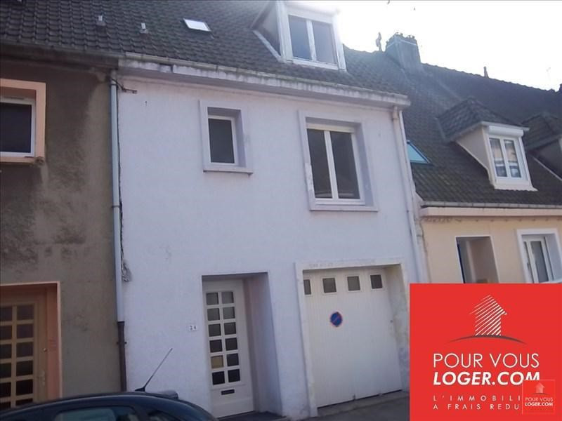 Vente maison / villa Le portel 110000€ - Photo 1
