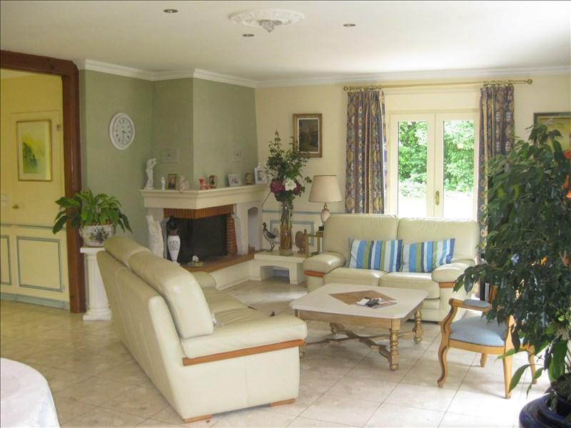 Sale house / villa Vienne en arthies 480000€ - Picture 5