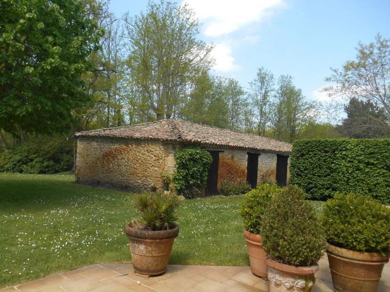 Vente maison / villa Guillos 392000€ - Photo 2
