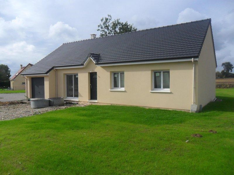 Maison  5 pièces + Terrain 1800 m² Saint-Valéry-en-Caux par RESIDENCES INTER ROUEN