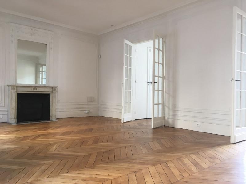 Rental apartment Paris 17ème 3158€ CC - Picture 1