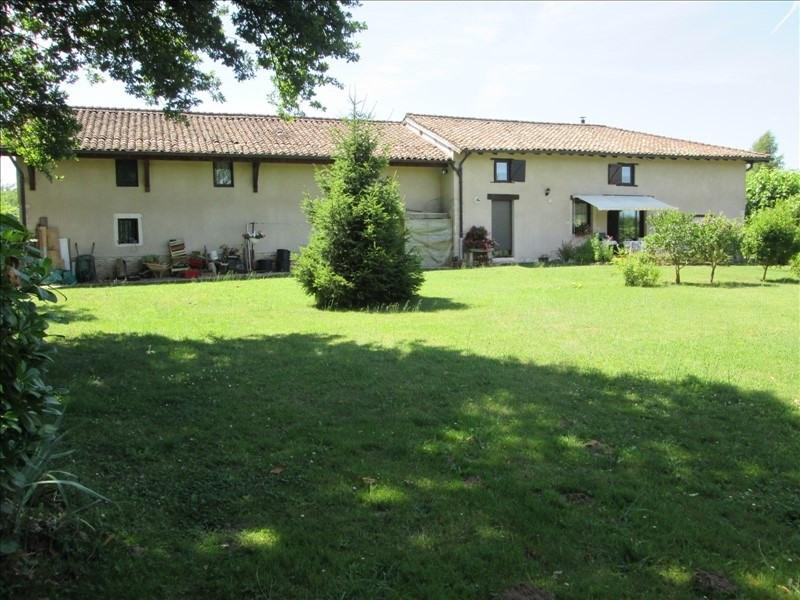 Sale house / villa Pont de vaux 340000€ - Picture 1