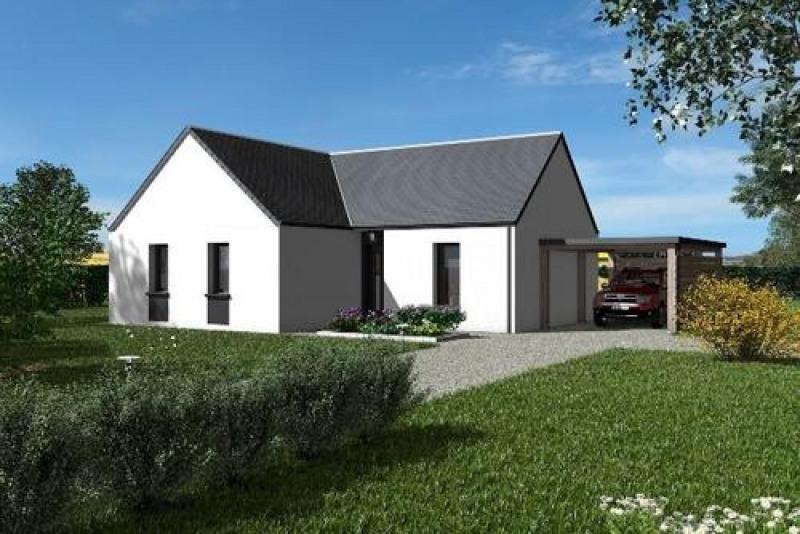 Maison  4 pièces + Terrain 624 m² Chapelle-sur-Aveyron par maisons PRIMEA