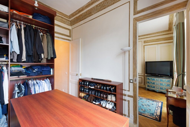 Revenda residencial de prestígio apartamento Paris 16ème 2090000€ - Fotografia 13