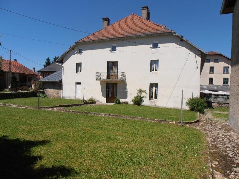 Vente maison / villa Brenod 156000€ - Photo 1