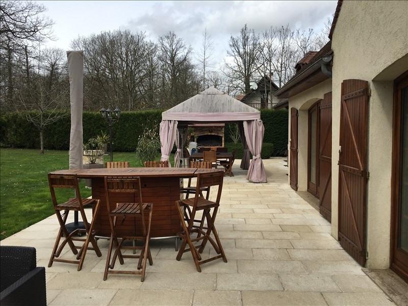 Sale house / villa Boisemont 590000€ - Picture 8