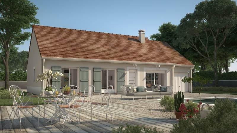 Maison  5 pièces + Terrain 1061 m² Étampes par MAISONS FRANCE CONFORT
