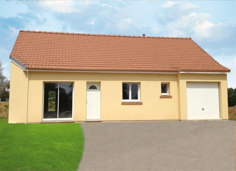Maison  3 pièces + Terrain 1634 m² Pommera par RESIDENCES PICARDES - AGENCE DE DOULLENS