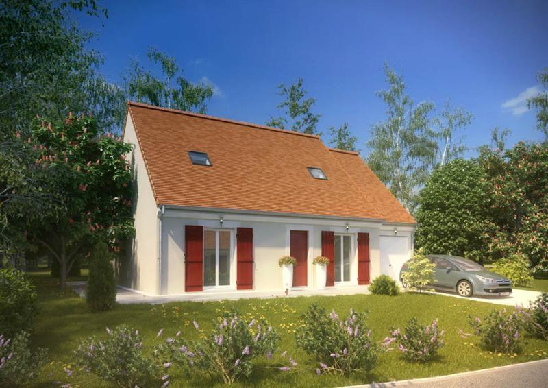 Maison  6 pièces + Terrain 350 m² Luzarches par MAISONS PIERRE